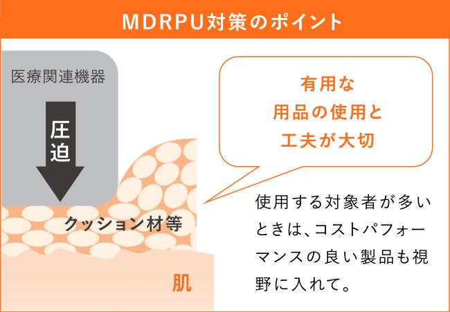 MDRPU対策のポイント